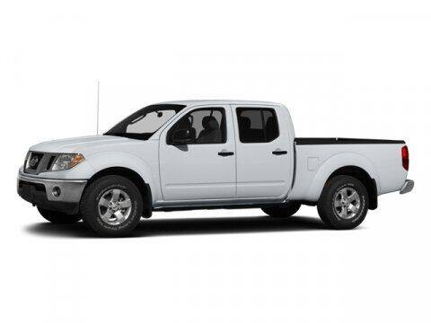 2013 Nissan Frontier for sale at HILAND TOYOTA in Moline IL