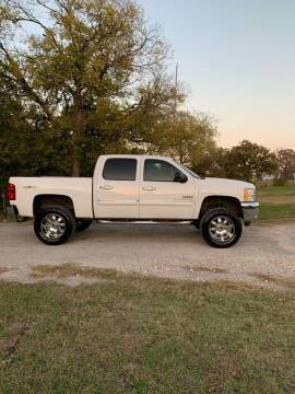 2012 Chevrolet Silverado 1500 for sale at BARROW MOTORS in Caddo Mills TX