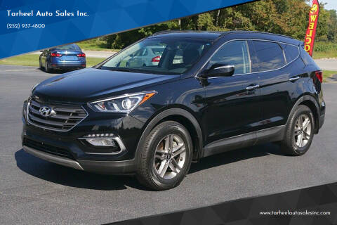 2018 Hyundai Santa Fe Sport for sale at Tarheel Auto Sales Inc. in Rocky Mount NC