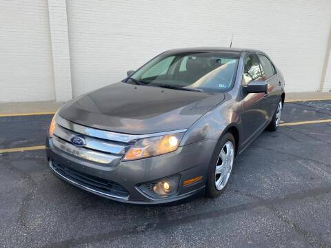 2011 Ford Fusion for sale at Carland Auto Sales INC. in Portsmouth VA