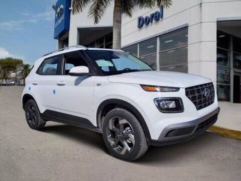 2022 Hyundai Venue for sale at DORAL HYUNDAI in Doral FL