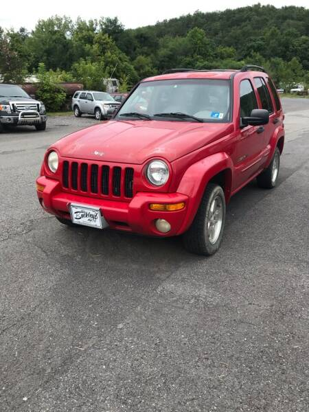 2002 Jeep Liberty for sale at BUCKLEY'S AUTO in Romney WV