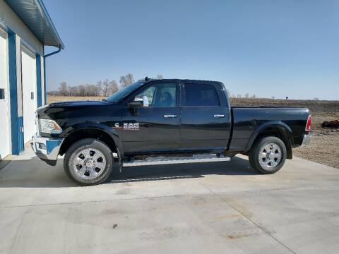 2016 RAM Ram Pickup 2500 for sale at Dakota Sales & Equipment in Arlington SD