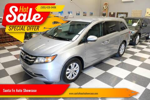 2016 Honda Odyssey for sale at Santa Fe Auto Showcase in Santa Fe NM