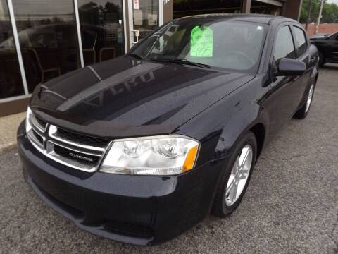 2012 Dodge Avenger for sale at Arko Auto Sales in Eastlake OH