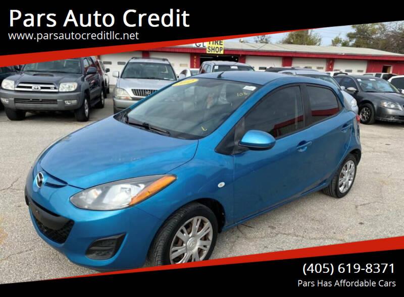 2012 Mazda MAZDA2 for sale in Oklahoma City, OK