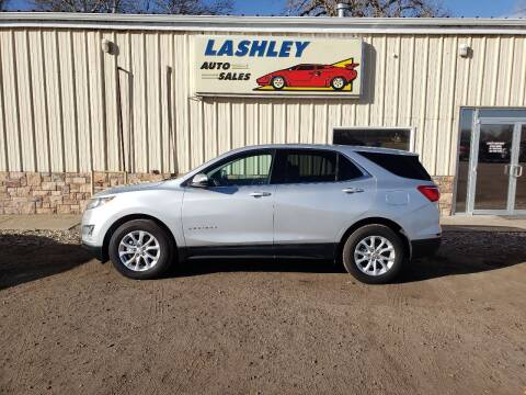 2019 Chevrolet Equinox for sale at Lashley Auto Sales in Mitchell NE