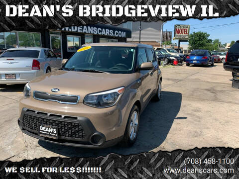 2016 Kia Soul for sale at DEANSCARS.COM in Bridgeview IL