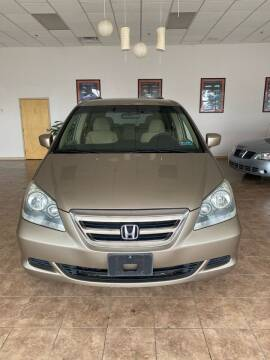 2005 Honda Odyssey for sale at Trans Atlantic Motorcars in Philadelphia PA