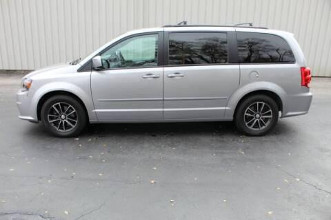 2017 Dodge Grand Caravan for sale at Lansing Auto Mart in Lansing KS