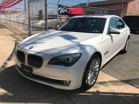 2012 BMW 7 Series for sale at The PA Kar Store Inc in Philladelphia PA