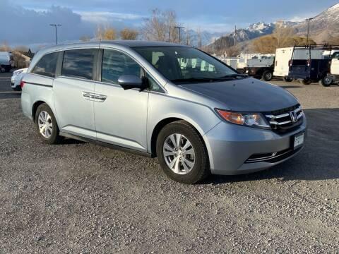 2011 Honda Odyssey for sale at Shamrock Group LLC #1 in Pleasant Grove UT
