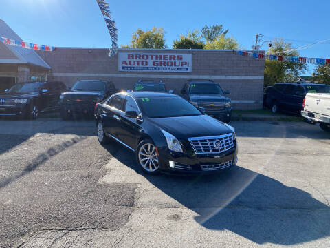 2015 Cadillac XTS for sale at Brothers Auto Group in Youngstown OH