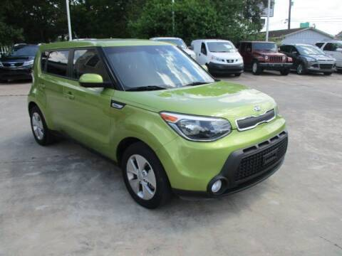 2015 Kia Soul for sale at Lone Star Auto Center in Spring TX