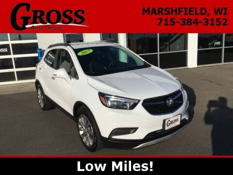 2017 Buick Encore for sale at Gross Motors of Marshfield in Marshfield WI