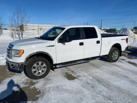 2010 Ford F-150 for sale at Canuck Truck in Magrath AB
