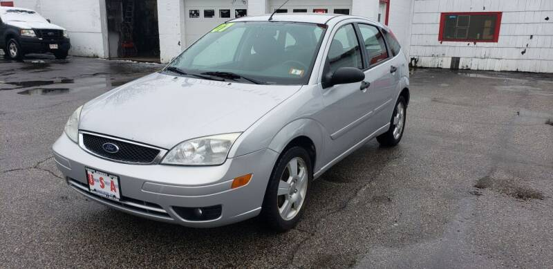 2007 Ford Focus for sale at Union Street Auto in Manchester NH