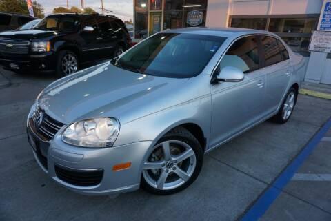 2010 Volkswagen Jetta for sale at Industry Motors in Sacramento CA