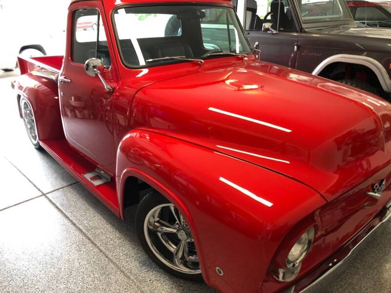 1956 Ford F-100 for sale at AZ Classic Rides in Scottsdale AZ