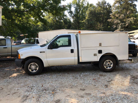 1999 Ford F-250 Super Duty for sale at M & W MOTOR COMPANY in Hope AR