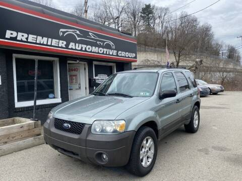 2005 Ford Escape for sale at Premier Automotive Group in Pittsburgh PA