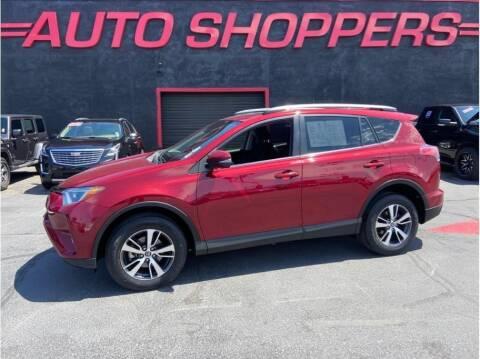 2018 Toyota RAV4 for sale at AUTO SHOPPERS LLC in Yakima WA