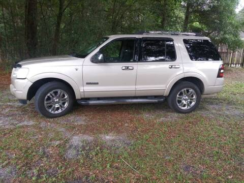 2007 Ford Explorer for sale at Royal Auto Trading in Tampa FL