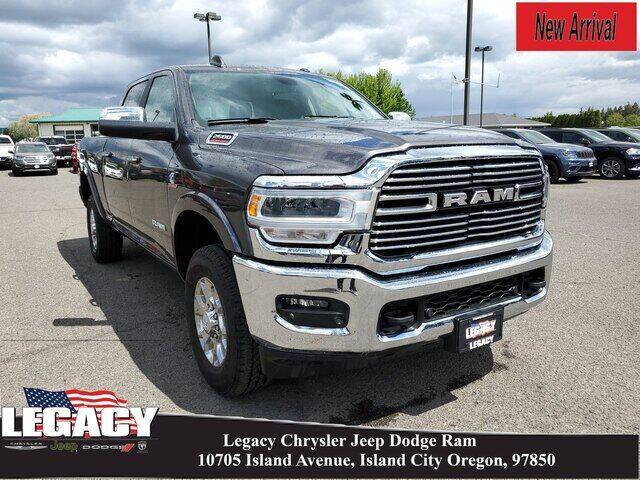 2020 RAM Ram Pickup 2500 for sale in Island City, OR
