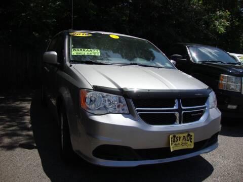 2016 Dodge Grand Caravan for sale at Easy Ride Auto Sales Inc in Chester VA