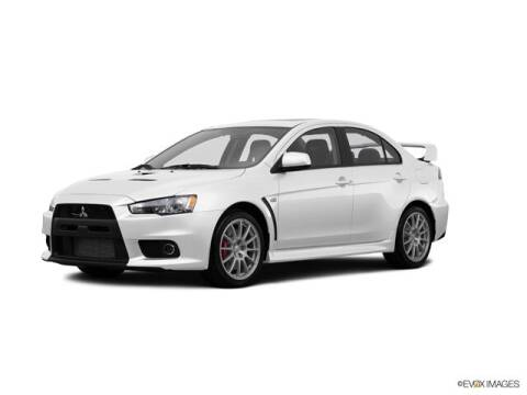 2014 Mitsubishi Lancer Evolution for sale at TETERBORO CHRYSLER JEEP in Little Ferry NJ