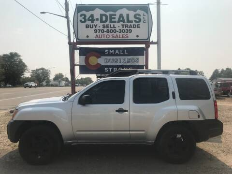 2010 Nissan Xterra for sale at 34 Deals LLC in Loveland CO