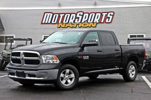 2015 RAM Ram Pickup 1500 for sale at Motorsports Nation Auto Sales in Plainfield CT