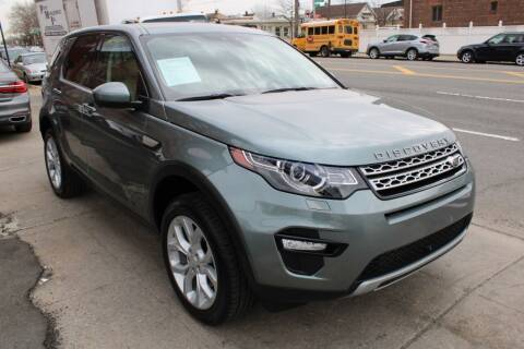 2017 Land Rover Discovery Sport for sale at LIBERTY AUTOLAND INC in Jamaica NY