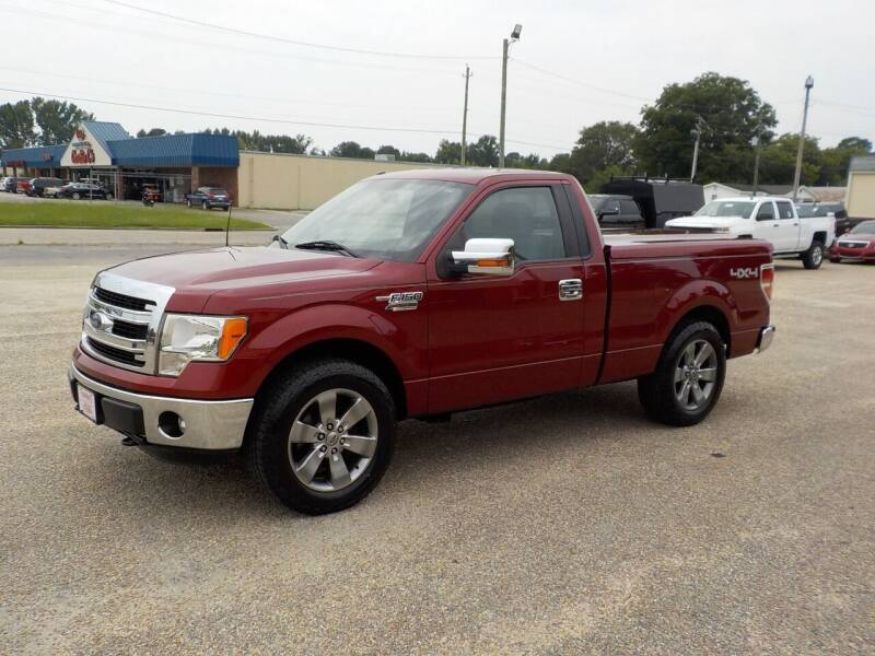 2013 Ford F-150 for sale at Young's Motor Company Inc. in Benson NC