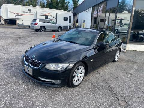2012 BMW 3 Series for sale at Import Auto Mall in Greenville SC