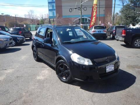 2010 Suzuki SX4 Crossover for sale at 103 Auto Sales in Bloomfield NJ