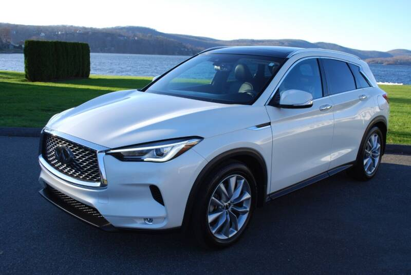 2019 Infiniti QX50 for sale at New Milford Motors in New Milford CT