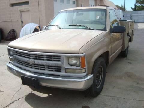 1997 Chevrolet C/K 2500 Series for sale at One Community Auto LLC in Albuquerque NM