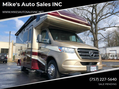 2021 DYNAMAX FOREST RIVER ISATA 3 for sale at Mike's Auto Sales INC in Chesapeake VA