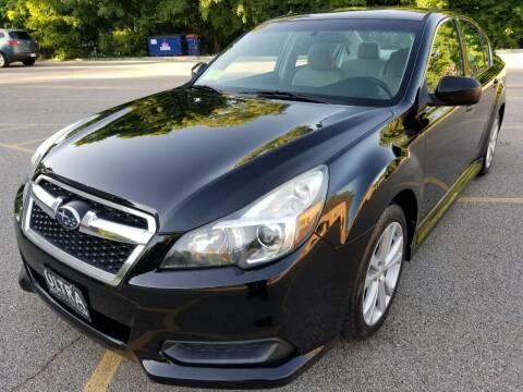 2013 Subaru Legacy for sale at Ultra Auto Center in North Attleboro MA