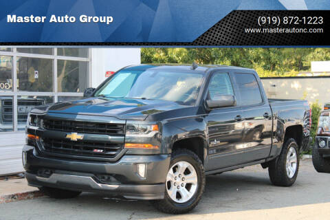 2018 Chevrolet Silverado 1500 for sale at Master Auto Group in Raleigh NC