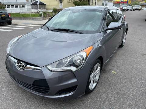 2015 Hyundai Veloster for sale at Kapos Auto, Inc. in Ridgewood, Queens NY