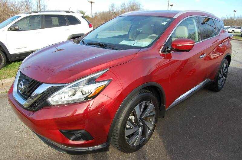 2015 Nissan Murano for sale at Modern Motors - Thomasville INC in Thomasville NC