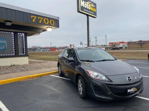 2010 Mazda MAZDA3 for sale at MotoMaxx in Spring Lake Park MN