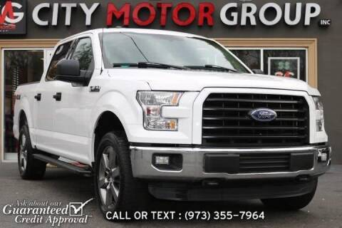 2016 Ford F-150 for sale at City Motor Group, Inc. in Wanaque NJ