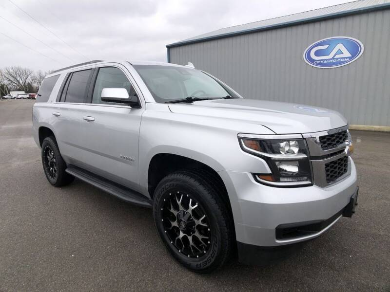 2019 Chevrolet Tahoe for sale at Spuds City Auto in Murfreesboro TN