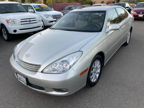 2004 Lexus ES 330 for sale at C. H. Auto Sales in Citrus Heights CA