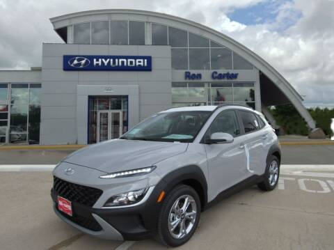 2022 Hyundai Kona for sale at Ron Carter  Clear Lake Used Cars in Houston TX