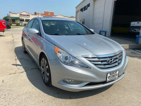 2013 Hyundai Sonata for sale at MARLER USED CARS in Gainesville TX
