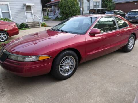 1995 Lincoln Mark VIII for sale at Classic Car Deals in Cadillac MI